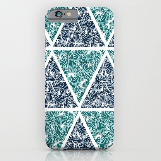 Geometric Paradise iPhone & iPod Case