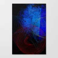 String Theory 03 Canvas Print