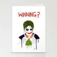 The new joker? Stationery Cards