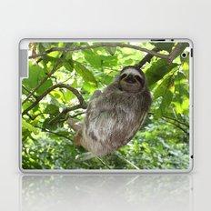 Sloths in Nature Laptop & iPad Skin