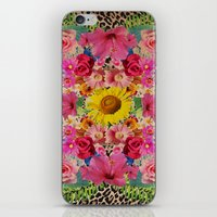 VINTAGE SPRING iPhone & iPod Skin