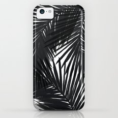 Palms Black iPhone 5c Slim Case