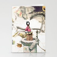 Dream Fishing Stationery Cards
