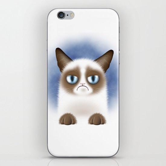 Nope (Grumpy Cat) iPhone & iPod Skin