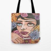 I Wonder Tote Bag