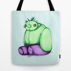 Plushie Smash Tote Bag
