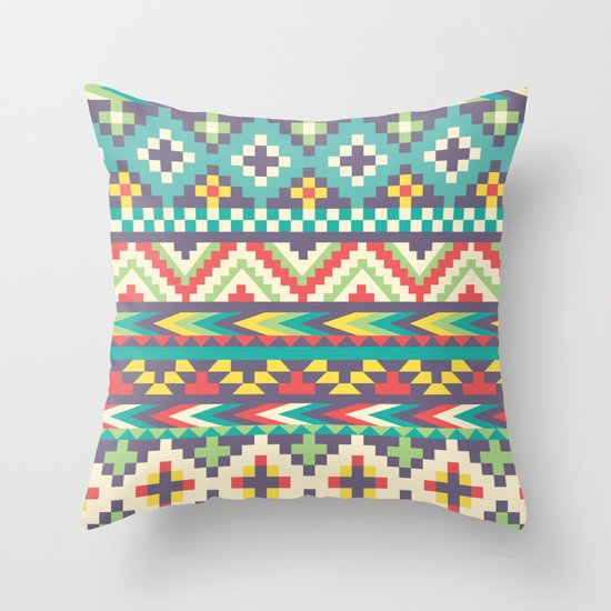 Ultimate Navaho Throw Pillow