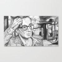 Broadway Danny Rose No. … Canvas Print