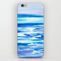 Pacific Dreams iPhone & iPod Skin