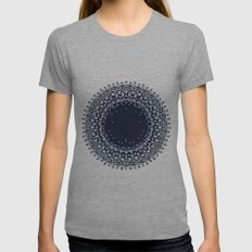 Tétrodlabel Womens Fitted Tee Athletic Grey SMALL