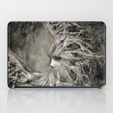 Greek goddess Gaia. iPad Case