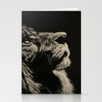 The Once and Future King (Lion) Stationery Cards