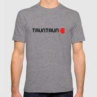 frosty Mens Fitted Tee Tri-Grey SMALL