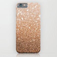 Copper Shiny Powder Texu… iPhone 6 Slim Case