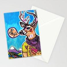 Swift Deer Stationery Cards