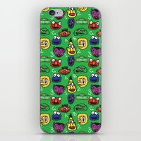 Sesame Street Pattern iPhone & iPod Skin