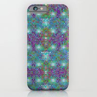 iPhone & iPod Case featuring Merry Prisma rainbow Christmas by Pink grapes