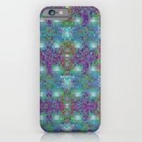 Merry Prisma Rainbow Chr… iPhone 6 Slim Case