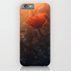 Summer Poppy iPhone 6 Slim Case