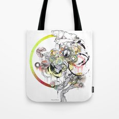 bouquet 3 Tote Bag