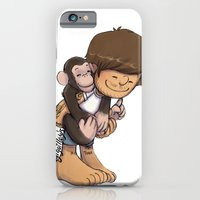 iPhone & iPod Case featuring Louis and Eli by Ashley R. Guillory