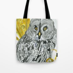 Twilight Guardian Harry Potter Owl Tote Bag