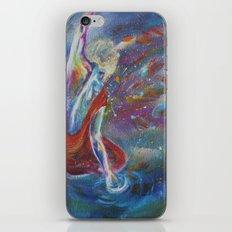 Lady of the Lake iPhone & iPod Skin