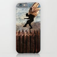 iPhone & iPod Case featuring The Next Step by John Magnet Bell