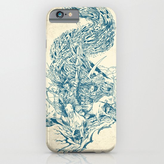 Horsemen of the Apocalypse iPhone & iPod Case