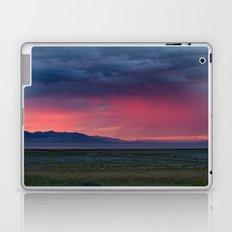 Red Rain Laptop & iPad Skin