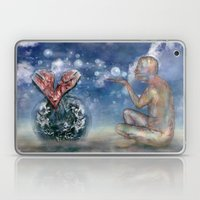 Save our World 19  Laptop & iPad Skin