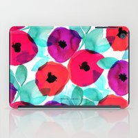 Pretty Pink Floral iPad Case
