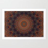 The Great Pumpkin Corona… Art Print