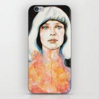 Il Pianto Dell'universo iPhone & iPod Skin