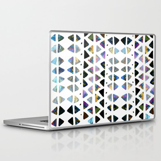 triangle play Laptop & iPad Skin