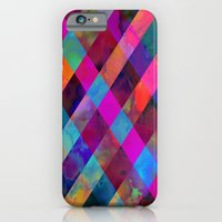 iPhone & iPod Case featuring Rio Plaid by Schatzi Brown