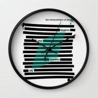 The Interpretation... Wall Clock