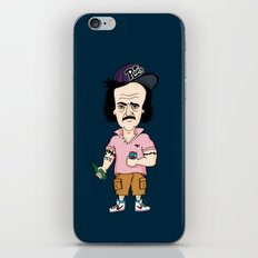 Edgar Allan Bro iPhone & iPod Skin