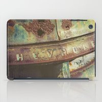 Chevy Patina iPad Case