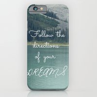 Follow the directions of your Dreams iPhone 6 Slim Case