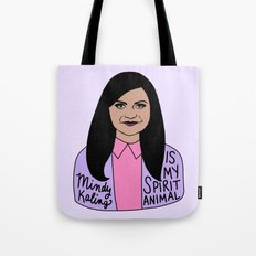 Mindy Kaling is my spirit animal Tote Bag