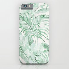 Tropical palms iPhone 6 Slim Case