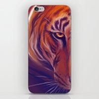 Solar Tiger iPhone & iPod Skin