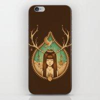 Autumn Delight iPhone & iPod Skin