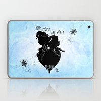 Some People Are Worth Me… Laptop & iPad Skin