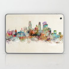minneapolis minnesota Laptop & iPad Skin