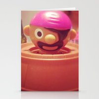 Pop-up Pirate Stationery Cards