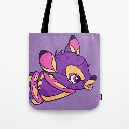 Bambi Venison Tote Bag