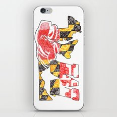 M for Maryland iPhone & iPod Skin
