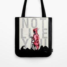 Do Not Conform Tote Bag